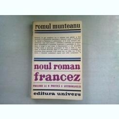 NOUL ROMAN FRANCEZ - ROMUL MUNTEANU