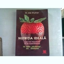 NUTRITIA IDEALA - JOEY SHULMAN