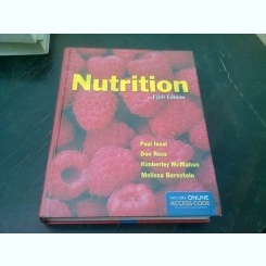 NUTRITION - PAUL INSEL    (CARTE IN LIMBA ENGLEZA)