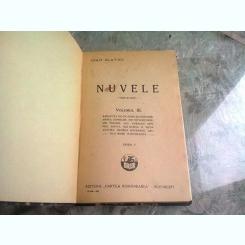 NUVELE - IOAN SLAVICI VOL.III
