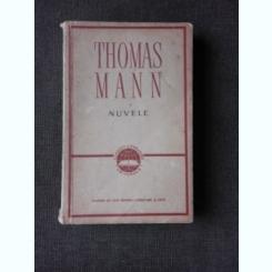 NUVELE - THOMAS MANN
