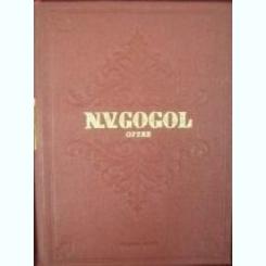 N.V. GOGOL OPERE VOL.3 NUVELE