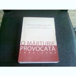 O MARTURIE PROVOCATA - SIMONA MARIA VRABIESCU KLECKNER