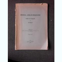 OBICEIUL JUNILOR BRASOVENI, STUDIU DE FOLKLOR - ION MUSLEA