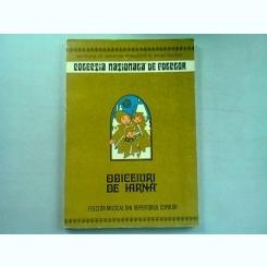 OBICEIURI DE IERNAT - STELUTA POPA  (FOLCLOR MUZICAL DIN REPERTORIUL COPIILOR)