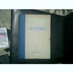 Obstetrica - Alexandrescu Dan, Dumitrescu Gh., Georgescu I.