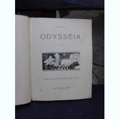 ODYSSEIA - HOMER (TRADUCERE DE CEZAR PAPACOSTEA)