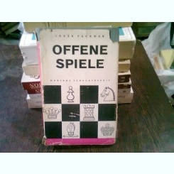 OFFENE SPIELE - LUDEK PACHMANN  (SAH)
