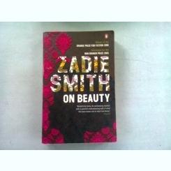 ON BEAUTY - ZADIE SMITH  (CARTE IN LIMBA ENGLEZA)
