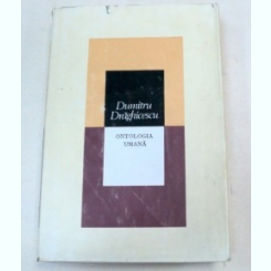 ONTOLOGIA UMANA-DUMITRU DRAGHICESCU 1987
