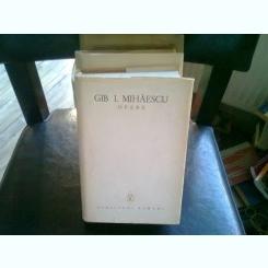 OPERE - GIB.I. MIHAESCU