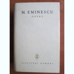 OPERE - M. EMINESCU VOL.IV  TEATRU