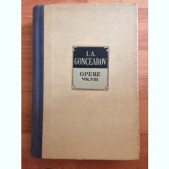 OPERE VOLVIII-I.A.GONGEAROV