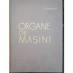 ORGANE DE MASINI - D.N. RESETOV