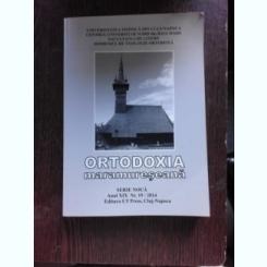 ORTODOXIA MARAMURESEANA  NR.19/2014