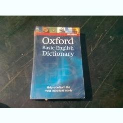 OXFORD. BASIC ENGLISH DICTIONARY