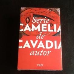 Pachet de trei carti Camelia Cavadia