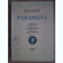 PARADISUL - DANTE