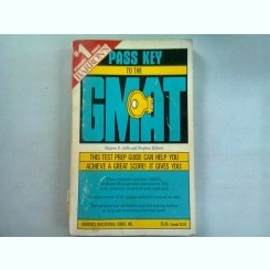 PASS KEY TO THE GMAT (GRADUATE MANAGEMENT ADMISSION TEST) - EUGENE D. JAFFE