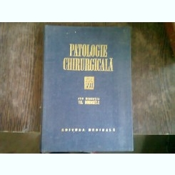 PATOLOGIE CHIRURGICALA VOL VII - TH.BURGHELE
