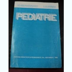 PEDIATRIE BUCURESTI 1995-PROF.DR.MIRCEA GEORMANEANU,PROF.DR.IOAN MUNTEANU