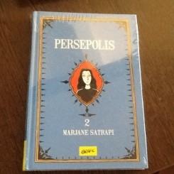 Persepolis - Marje Satrapi VOLUMUL 2