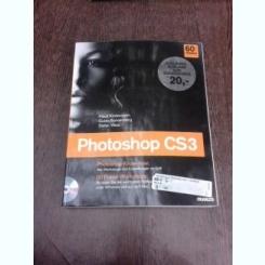 Photoshop CS3 - Klaus Kindermann, contine CD  (text in limba germana)