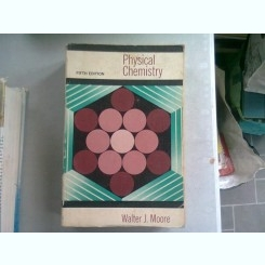 PHYSICAL CHEMISTRY - WALTER J. MOORE