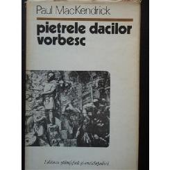 Pietrele dacilor vorbesc - Paul Mackendrick