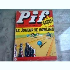 PIF GADGET NR.186 - LE JOUEUR DE BOWLING