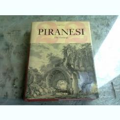 PIRANESI. THE ETCHINGS - LUIGI FICACCI   ALBUM