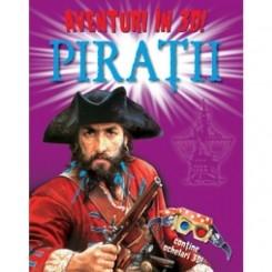 PIRATII  - PAUL HARRISON  (NU CONTINE OCHELARI 3D)