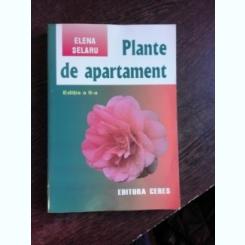 PLANTE DE APARTAMENT - ELENA SELARU  EDITIA II-A