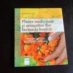 Plante medicinale si aromatice din gradina bunicii - Renate Dittus Bar
