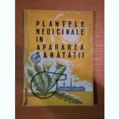 PLANTELE MEDICINALE IN APARAREA SANATATII , 1962