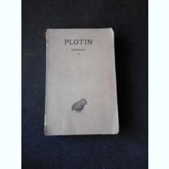 PLOTIN - ENNEADES  IV  (CARTE IN LIMBA FRANCEZA)