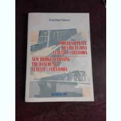 PODURI NOI PESTE DUNARE IN ZONA FETESTI-CERNAVODA - DRAGOS TEODORESCU  (EDITIE BILINGVA ROMANA/ENGLEZA)