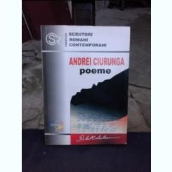 POEME - ANDREI CIURUNGA