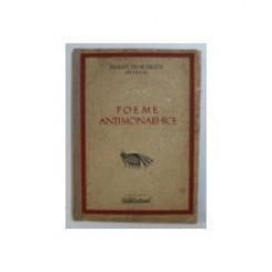 POEME ANTIMONARHICE - TRAIAN DEMETRESCU