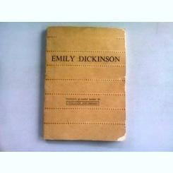 POEME - EMILY DICKINSON