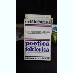 POETICA FOLCLORICA -