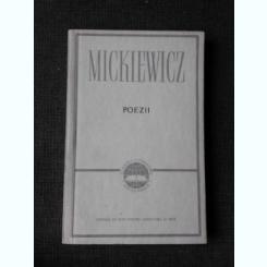 POEZII - MICKIEWICZ