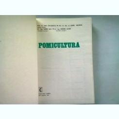 POMICULTURA - ION CEAUSESCU