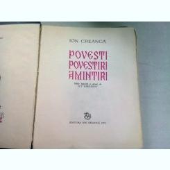Povesti, povestiri, amintiri - Ion Creanga (ilustratii Livia Rusz)