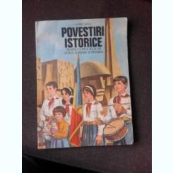 POVESTIRI ISTORICE - DUMITRU ALMAS   VOL.3