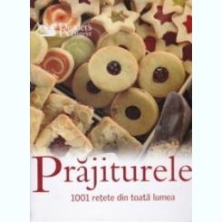 Prajiturele 1001 retete din toata lumea Anne McRae