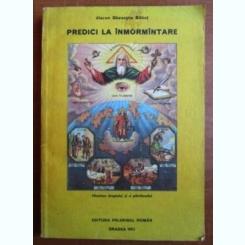 PREDICI LA INMORMANTARE - GHEORGHE BABUT