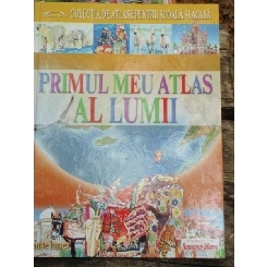 PRIMUL MEU ATLAS AL LUMII - Denis Sehic