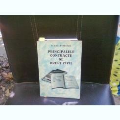 PRINCIPALELE CONTRACTE DE DREPT CIVIL - RAUL PETRESCU