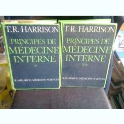 PRINCIPES DE MEDICINE INTERNE - T.R. HARRISON   2 VOLUME
